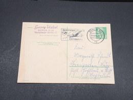 ALLEMAGNE - Entier Postal De Berlin En 1956 - L 17601 - Postkarten - Gebraucht