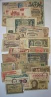 Bankotes , Lot, 20 Pcs , POLAND,CZECHSLOVAK, BELARUS, EGYPT,CHINA, BULGARIA,RUSSIA,GERMANY... - Banknotes