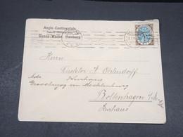 ALLEMAGNE - Enveloppe Commerciale De Hamburg En 1919 - L 17604 - Covers & Documents