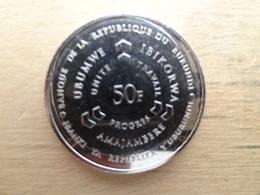 Burundi  50  Francs  2011  Km 22  Neuve - Burundi