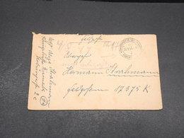 """ALLEMAGNE - Enveloppe En Feldpost  En 1944 , Oblitération """" Konigshütte - Bismarck """" - L 17611 - Allemagne"""