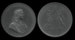 MEDAILLE DE Jean-Baptiste COLBERT PAR BERTONNIER . - Monétaires / De Nécessité