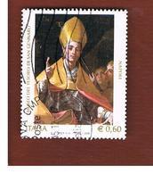 ITALIA REPUBBLICA  -   2009 MUSEO DI SAN GENNARO    -   USATO  ° - 6. 1946-.. Repubblica