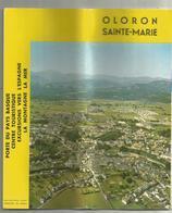 Publicité , OLORON SAINTE MARIE , 52 Pages ,8 Scans , Frais Fr 2.85 E - Advertising