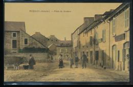 12 -- Recoules -- Place Du Couderc - Francia