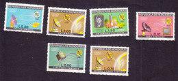 Honduras, Scott #Unlisted, Mint Hinged, ITU, Communications, Issued 1968 - Honduras