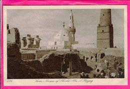 Cpa  Carte Postale  Ancienne - Luxor Mosque - Louxor