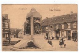 ZWIJNDRECHT   Dorp - Standbeeld    Village - Monument - Zwijndrecht