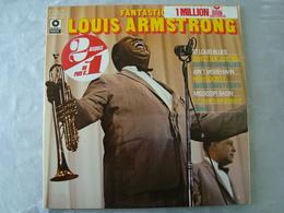 Double 33 Tours: LOUIS AMSTRONG - Fantastic - RCA FXM2 7107 - Discos De Vinilo