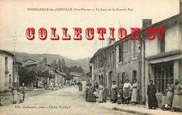 52☺♦♦ THONNANCE Les JOINVILLE < LE HAUT De La GRANDE RUE - France