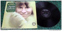LP 30cm * ASTRUD GILBERTO *< LOOK TO THE RAINBOW < VERVE  V-8643 HI-FI - Jazz