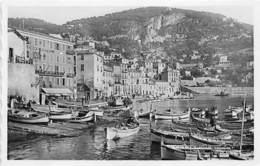 CPA - Villefranche Sur Mer - Le Port - Postcard - Villefranche-sur-Mer