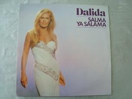 33 Tours: DALIDA - SALMA YA SALAMA - Sonopresse - Orlando IS 39.719 De 1977 - Discos De Vinilo