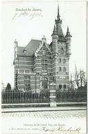 Boechout/Bouchout-lez-Anvers. Château De Oscar Van Der Molen. - Boechout