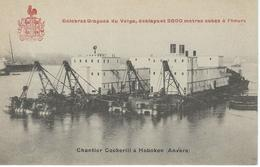 HOBOKEN : Chantier Cockerill - Célèbres Dragues Du Volga - Antwerpen