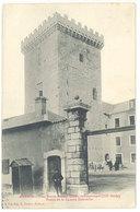 Cpa Embrun - Tour Brune ... Caserne Delaroche ( S. 2908 ) - Embrun