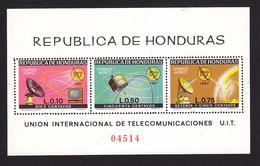 Honduras, Scott #Unlisted, Mint Never Hinged, ITU, Issued 1968 - Honduras