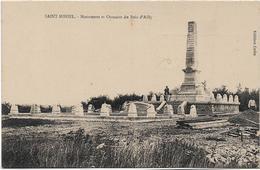 55 SAINT MIHIEL Monument Et Ossuaire Du Bois D'Ailly - Saint Mihiel