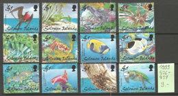 Salomon, 1999, Faune Marine - Salomon (Iles 1978-...)