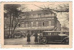 Mariaburg  Grand Hôtel De La Chapelle - Antwerpen