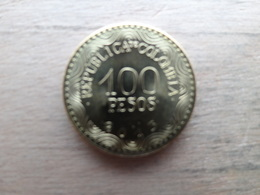 Colombie  100  Pesos  2013  Km 296  Neuve - Colombia