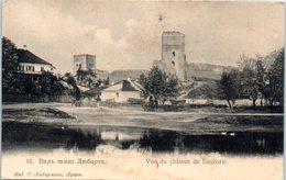 POLOGNE --  Vue Du Château De Loubarte - Pologne