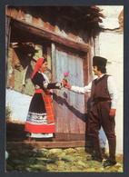Bulgaria. Zlatograd. *Costumes De La Région Des Rhodopes* Nueva - Bulgaria