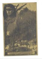 Belgique = Royauté = Plaquette En Laiton  Marche Les Dames , Endroit Où Le Roi Albert I A Trouvé La Mort  17 / 02 / 1934 - Obj. 'Souvenir De'