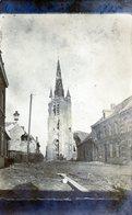 Becelaere(1915).Photo  Carte D'époque..1ère  Guerre. - Other