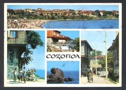 Bulgaria. Sozopol. *Présentation Artistique...* Circulada 1969. - Bulgaria