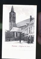TOURAIN EN 1900 - Tournai