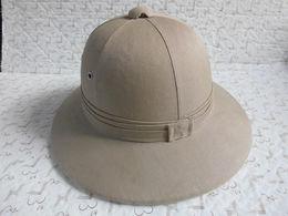 Déguisement 1 Chapeau Tropique Tropical Taille Moyenne 57/59 Origine à Déterminer. - Hoeden