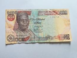 NIGERIA 100 NAIRA - Nigeria