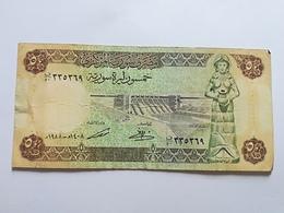 SIRIA 50 POUNDS 1991 - Siria