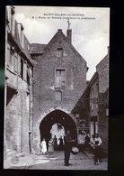 SAINT VALERY SUR SOMME LE GARDE CHAMPETRE TIRAGE LUXE BRILLANT - Saint Valery Sur Somme