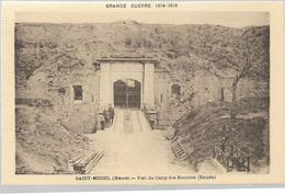 55 SAINT MIHIEL Fort Du Camp Des Romains Entrée - Saint Mihiel