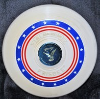 Très Rare Et Vintage Véritable Frisbee The  All Américan Année 60-70 - Toy Memorabilia