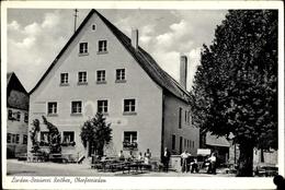 Cp Oberferrieden Burgthann Im Landkreis Nürnberger Land, Linden Brauerei, Außenansicht - Germania