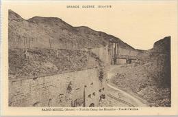 55 SAINT MIHIEL Fort Du Camp Des Romains Fossé D' Entrée - Saint Mihiel