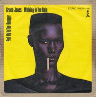 """7"""" Single, Grace Jones, Walking In The Rain - Disco & Pop"""
