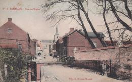 CPA -  Belgique, BOUSVAL - Rue De L'Eglise - Genappe