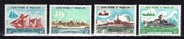 Saint-Pierre Et Miquelon YT N° 410/413 Neufs ** MNH. TB. A Saisir! - Unused Stamps