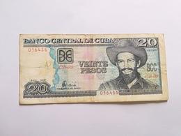 CUBA 20 PESOS 2000 - Kuba