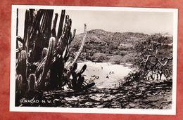 Niederlaendisch Antillen, Curacao, MiF Satz Seemannsheime, Nach Hamburg 1952 (52034) - Ansichtskarten