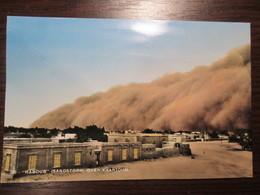 Sandstorm Over Khartoum  / Sudan - Sudan