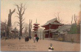 ASIE - JAPON -- - Tokio