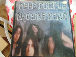 Deep Purple- Machine Head - Hard Rock & Metal