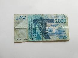 SENEGAL 2000 FRANCS - Sénégal