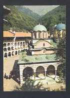 Bulgaria. Das Rilakloster *Die Hauptklosterkirche* Nueva. - Bulgaria