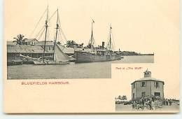 Nicaragua - Bluefields Harbour - Nicaragua